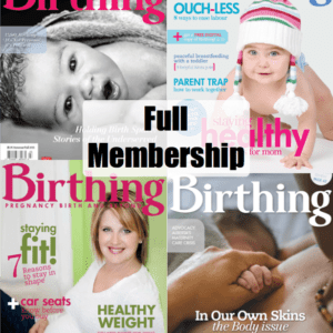 Birthing Magazine Full Membership