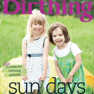 Birthing Magazine 2010 Spring Issue