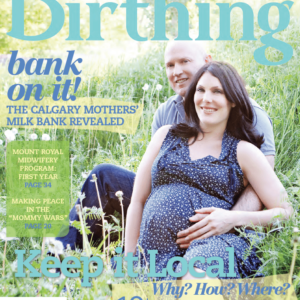 Birthing Magazine 2012 Fall Issue