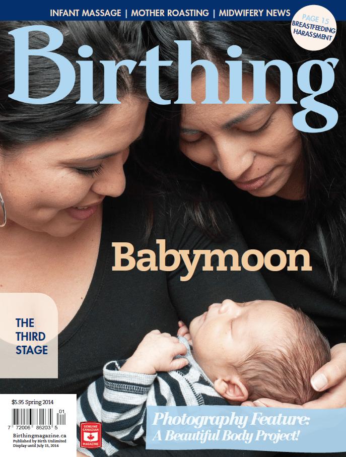 Birthing Magazine 2014 Spring Issue