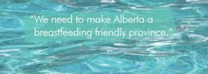 Breastfeeding and Public Pools Success at the Talisman Centre 1